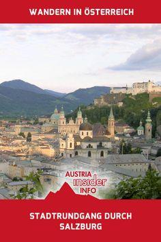 Der Stadtrundgang durch Salzburg - die Citytour für Insider - lässt dich die Mozartstadt Salzburg quasi im Schnelldurchlauf zu Fuß kennen lernen. Dabei kann diese Rundtour natürlich nur einen sehr kleinen Einblick liefern.