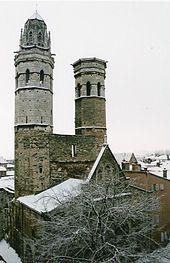 Cathédrale le Vieux Saint Vincent à Mâcon