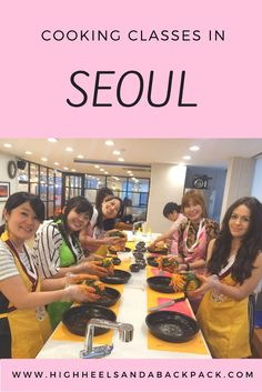 What the devil is Kimchi you ask? Well let's find out... I took a cooking class in Seoul to discover how to make this traditional Korean side dish.