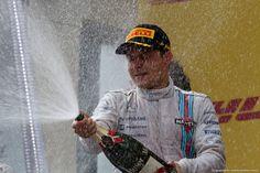 GP AUSTRIA, 22.06.2014- Gara, terzo Valtteri Bottas (FIN) Williams F1 Team FW36
