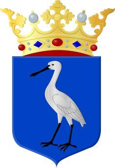 Municipality of Wormerland (45.18Km²) Netherlands, Province: North Holland #Wormerland #NorthHolland #Netherlands (L21601)