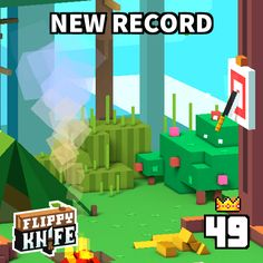 I did it! My new record is 49!