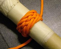 Knot Heads World Wide - Articles: Ginfer knot
