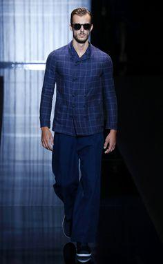 Giorgio Armani Spring 2017