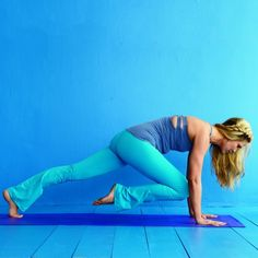 5 Yoga Poses to Tighten Your Belly after Pregnancy, via Fit Pregnancy