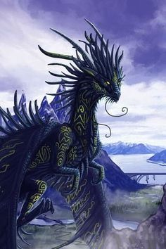 Land of the dragons:
