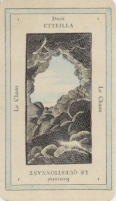 Eno's Tarots: Lismon Etteilla Tarot