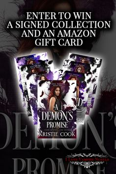 #GIVEAWAY Ends 1/14/16. #Win a $100 Amazon or iTunes Gift Card & Signed Paperbacks from Bestselling Author Kristie Cook