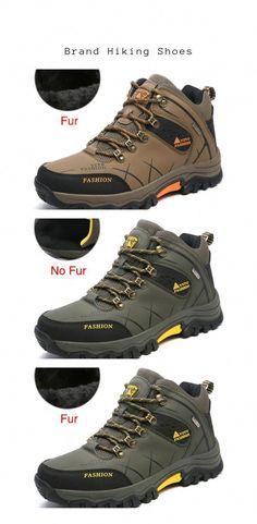 Clorts Low cut Hiking Shoes