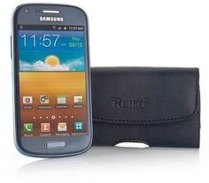 Samsung Samsung Galaxy Ring No-Contract Smartphone with Virgin Mobile