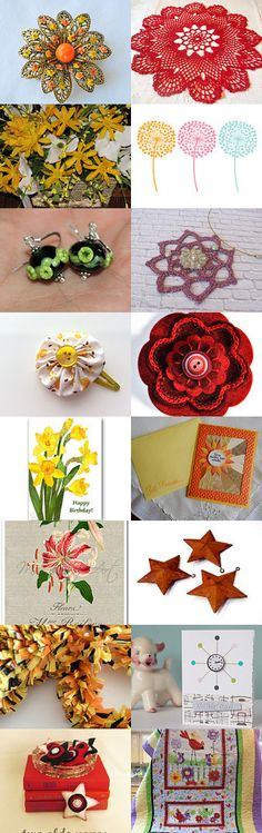 Radials by the Celebration Times Team by Virginia Soskin on Etsy--Pinned with TreasuryPin.com