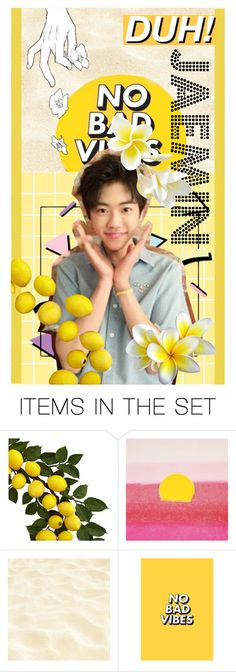 ♥ NCT Wallpapers #JAEMIN ♥ by hongbinie on Polyvore featuring arte and Jaemin