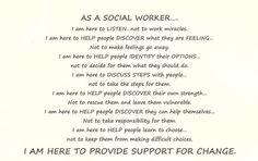 social work anthem