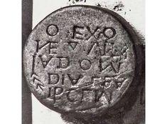 An oculist's stamp