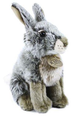 plyšový zajíc sedící 19 cm Rabbit, Animals, Bunny, Rabbits, Animales, Animaux, Bunnies, Animal, Animais
