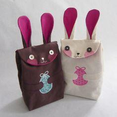 tuto pochettes-lapins