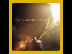 kd lang - summerfling