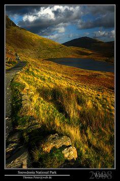 Snowdonia National Park, Wales, UK