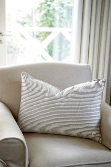 Coming Soon | Rivièra Maison Sylt Salty Shore Pillowcover black 65x45