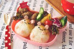 hamster onigiri