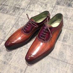 Patina : Clearwood deep and Lie de Vin - Cs16 Blake : 370€ #jmlegazel #shoes #shoesmen #shoeshine #shoesaddict #souliers #chaussures #homme #men #menstyle #menswear #mensfashion #modehomme #polish #patina #patine #handmade #luxe #elegance #style #paris #dandy #custom #chic