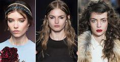 The fashion Diamonds: hair trends 2016