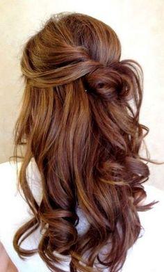 frisuren für wellige lange haare