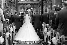 The Wedding of Stephanie & Craig Topping on the 4 October 2014 at St. Wilfrids Parish Church, Standish & The Wrightington Hotel & Country Club - Sam Rigby Photography - to see more images from this wedding please visit https://www.facebook.com/samrigbyphoto