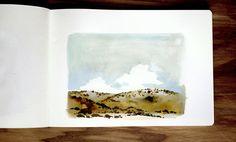 Amy Sol \ Watercolor sketching + photos