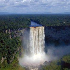 Kaieteur Falls @ Guyana