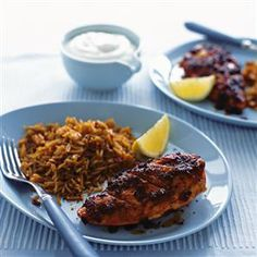 Paprika chicken with rice Recipe | delicious. Magazine free recipes