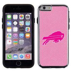 Buffalo Bills Pink NFL Football Pebble Grain Feel IPhone 6 Case