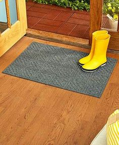 Replace our mats?