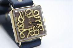【世界に一つのオリジナル手作り時計】★☆★☆★☆1000円OFFの値下品です。現品限りのお値下げです★☆★☆★☆大きなフェイスに、削りのかかった数字たち。イン... ハンドメイド、手作り、手仕事品の通販・販売・購入ならCreema。
