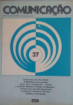 Titulo: Comunicação. Autor: Autores associados. Editora: Revista de comunicação, 1987.