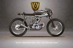 Vintage Honda Motorcycles, Honda Bikes, Custom Motorcycles, Custom Bikes, Motorcycle Design, Motorcycle Bike, Bike Design, Honda S90, Honda Scrambler