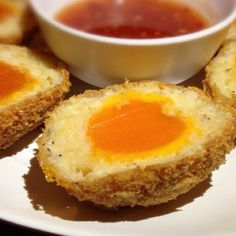 Thai Scotch Eggs, Koh #Samui