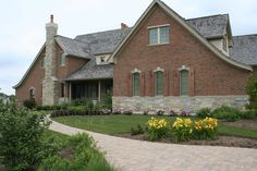 Wilsey Bay Natural Stone Veneer, Natural Stones, Brick And Mortar, Exterior, Cabin, House Styles, Building, Nature, Home Decor