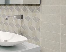Wexford HDP is a warm, artisanal fabric look brought to life with proprietary High Definition Porcelain® technology by Florida Tile