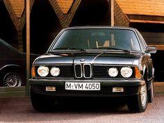 BMW 7-Series (E23) by Auto Clasico, via Flickr