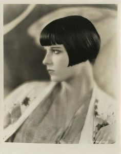 La actriz maldita de Hollywood, Louise Brooks