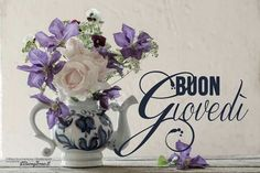 buon giovedì Love Is All, Good Morning, Place Card Holders, Rose, Cards, Night, Bom Dia, Buen Dia, Pink
