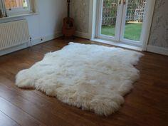 British Sheepskin Rugs