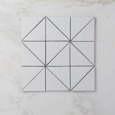 Triangle - Straight Set