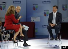 Mitt Romney accused of 'dyeing his face brown' for Univision Interview. ... Ya think??