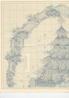 Gallery.ru / Фото #1 - 63 - elypetrova Christmas Tree Cross Stitch 1