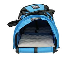 Sturdi Products Bag Double Sided Divided Pet Carrier Large Blue Jay >>> Visit the image link more details-affiliate link.