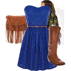 Country Cute, created by meishkamooshka on Polyvore