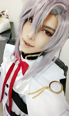 """Mika~Mika~Mi~Mi~Ka~"" - Willie(魔王) Ferid Bathory Cosplay Photo - WorldCosplay"