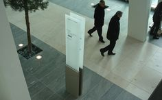 Entro Designs Wayfinding for Eighth Avenue Place